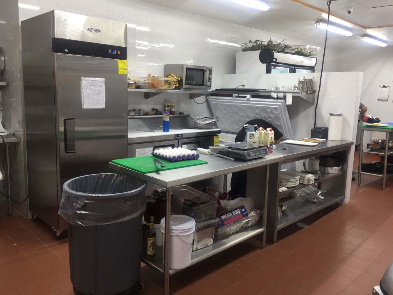 Diseño de cocinas industriales